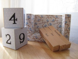 Finished Perpetual calendar 300x225 Handmade Perpetual Calendar