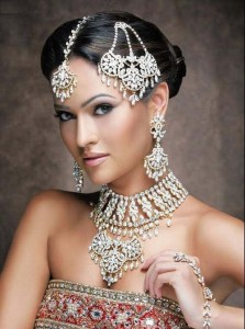 Bridal Handmade Jewelry Set