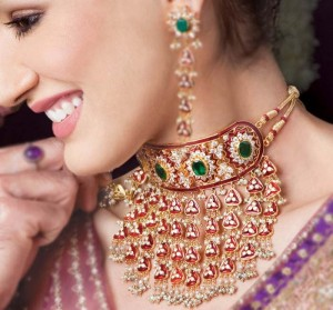 Bridal Kundan Jewelry Set