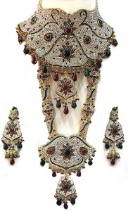 Bridal Kundan jewels made in India