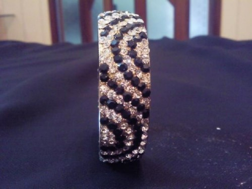 Diamonds and Gems embeded bangles