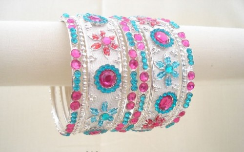 Handmade (Glass) Kanch Bangles