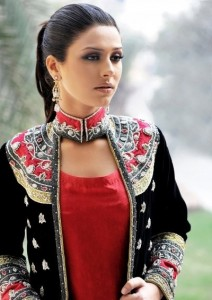 Pakistani Fashion Design 212x300 Pakistani Party Wear / Dress