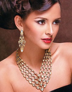 Sequence Kundan Work 235x300 Latest Pakistani handmade Kundan Jewelry