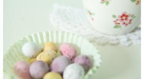 Edible Handmade Chocolate Eggs
