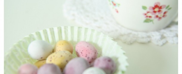 Edible Handmade Chocolate Eggs