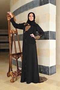 Casual Arabic Abaya 199x300 Latest handmade Abaya trend
