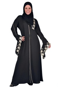 Casual Formal Abaya - Islamic Clothing