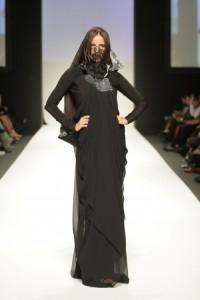 Georgette Shafoon Abaya 200x300 Latest handmade Abaya trend