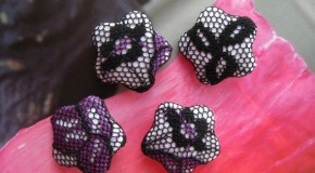 Handcrafted Fabric Buttons