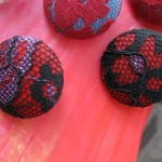 Nice Fabric Cloth Buttons
