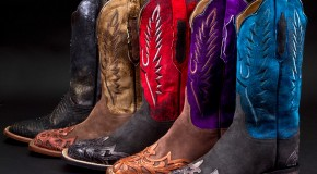 Handmade Lucchese Boots