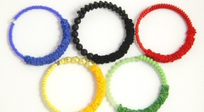 Olympic Games 2012 Handmade Jewelry