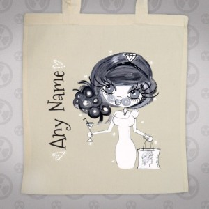 Claireabella Diamond Jubilee Beautiful Bag