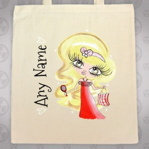 Handmade Claireabella Wedding Canvas Bag 300x300 Handmade ClaireaBella Bags With Love