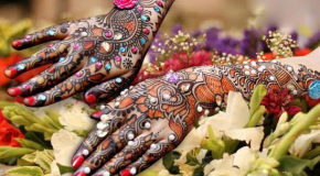 Latest Mehndi designs for Eid and Wedding