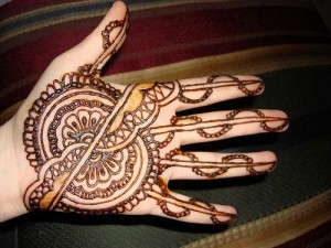 Latest Fashion Mehndi Designs