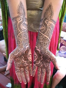 Latest Wedding Mehndi Design