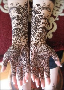 Stylish Indian Mehndi Designs