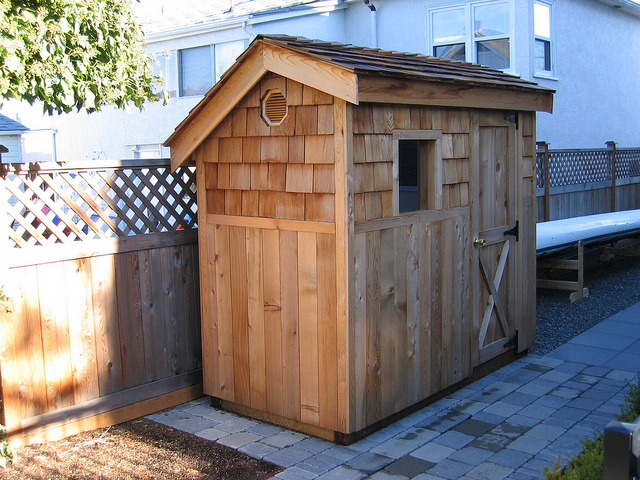 Diy wood projects blog build your own shed lifetime dual for Design and build your own shed