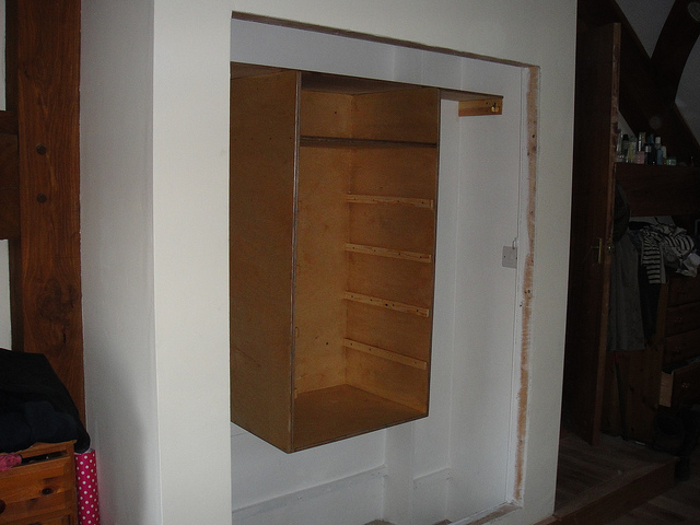 How To Build Wardrobe (armoire)