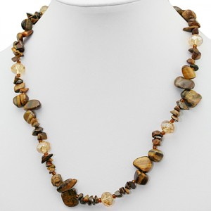 Handmade Ancient Beaded Necklace