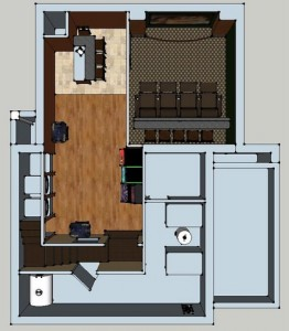 House Layout - Planned Design