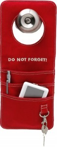 14 Do not forget Door Hanger 116x300 35 Home DIY Projects That Won't Fail To Inspire You