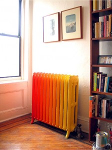 16 Coloured Radiator 224x300 35 Home DIY Projects That Won't Fail To Inspire You