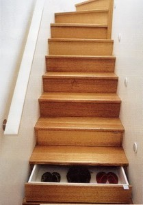 20 Stairs Drawer 209x300 35 Home DIY Projects That Won't Fail To Inspire You