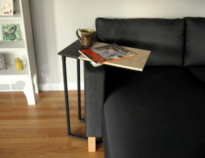 24 Sofa Table 300x231 35 Home DIY Projects That Won't Fail To Inspire You