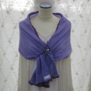 Lavender Scarf 300x300 Handmade Scarf Styles (Scarves)