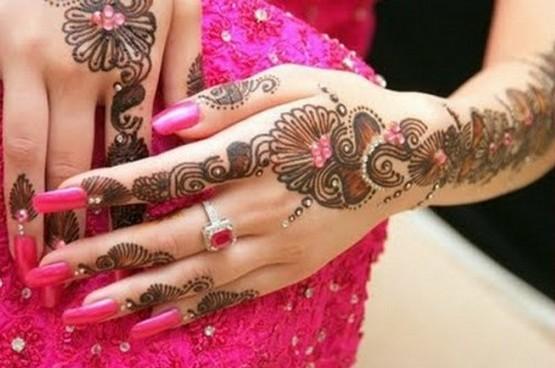 Mehndi Designs Open : Back hand mehandi designs latest handmade