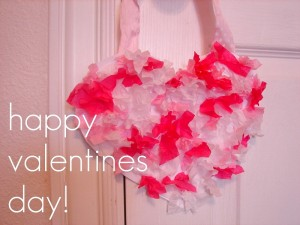 Happy Valentines Day 300x225 5 DIY Valentines Day Craft Ideas for Couples