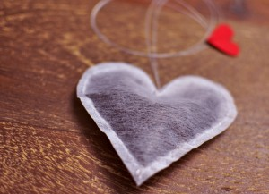 Heart Shaped Tea Bag 300x217 Valentine's Crafts