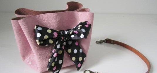 How to make Handbag without sewing