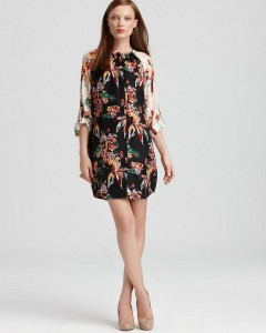 Beautiful Floral Tunic 240x300 Few Perfect Handmade Dresses for this summer
