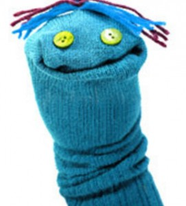 Cute Sock Puppet 271x300 DIY: How to Make a Sock Puppet