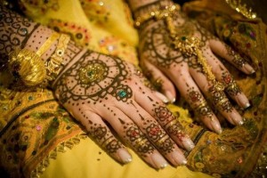 Indian Bridal Mehndi Design 300x200 Bridal Mehndi Designs (Dulhan Henna Designs)