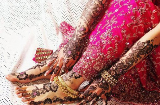 Bridal Mehndi Designs (Dulhan Henna Designs)