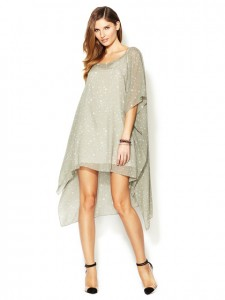 Poncho Outfit for Summer