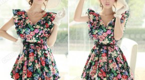 Elegant & Stylish Summer Dresses For Ladies