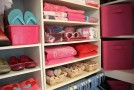 How to Organize Your Dorm Room Closet Space