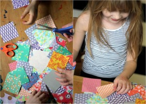 Colorful Crafting by Kids