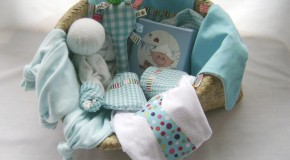 How to Make a Baby Gift Basket