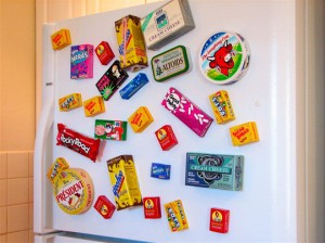 Candy Box Magnet