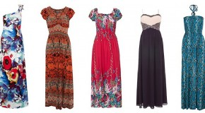 How to Work the Maxi Dress This Summer