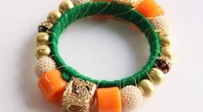Designer Handmade Bangles (Choodi / Churi)