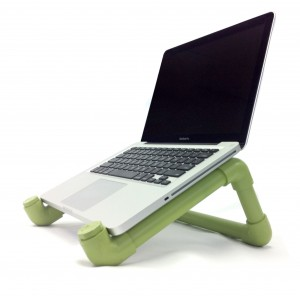 PVC Computer Stand 1