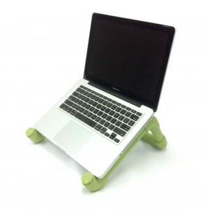 PVC Computer Stand 2